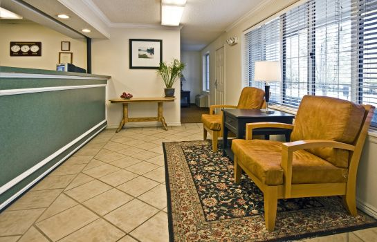 Hotelhalle Extended Stay America Salt Lake City Sugar House