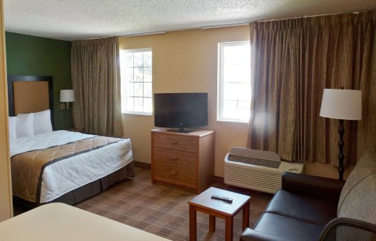 Zimmer Extended Stay America Greenwoo
