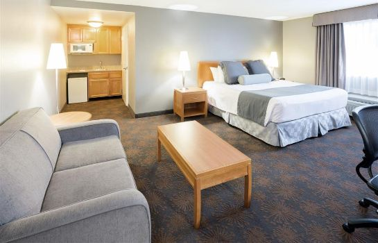 Zimmer Best Western Plus Manhattan Beach Hotel