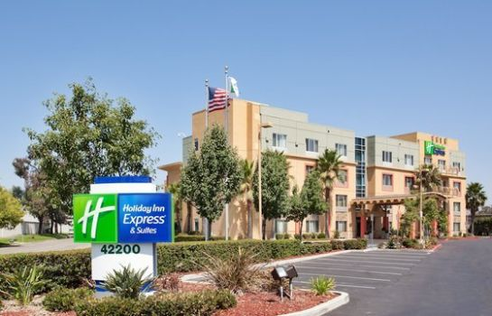 Widok zewnętrzny Holiday Inn Express & Suites FREMONT - MILPITAS CENTRAL