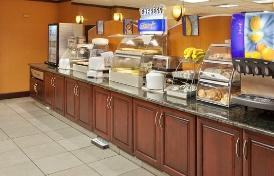 Restauracja Holiday Inn Express & Suites FREMONT - MILPITAS CENTRAL