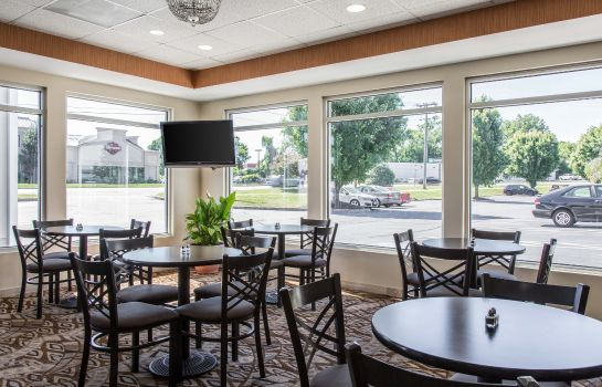 Restaurant Quality Inn and Suites Danbury near Univ