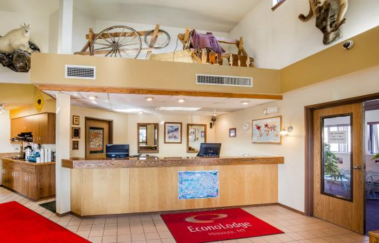 Hotelhalle Econo Lodge Missoula