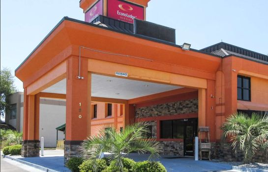 Außenansicht Econo Lodge Inn & Suites Macon