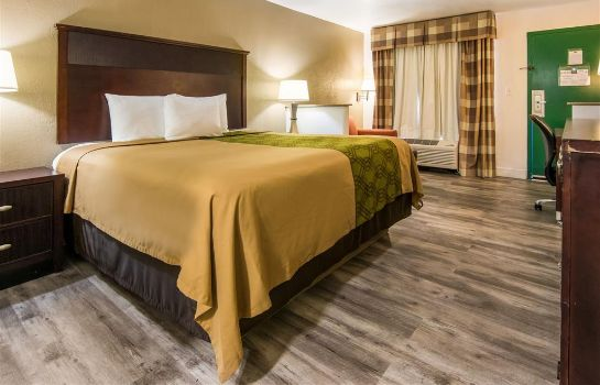 Suite Econo Lodge Inn and Suites Macon