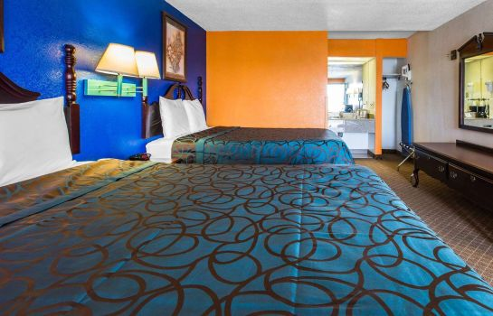 Doppelzimmer Komfort Econo Lodge Inn and Suites Macon