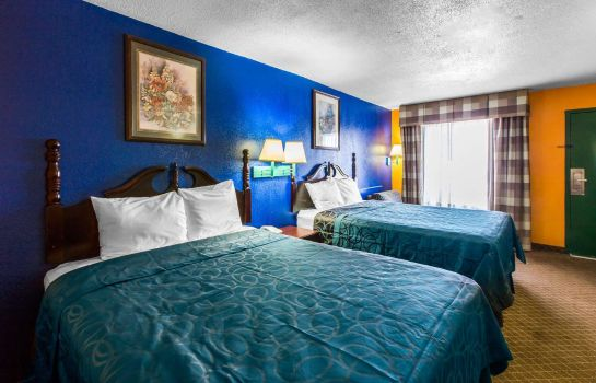 Zimmer Econo Lodge Inn & Suites Macon