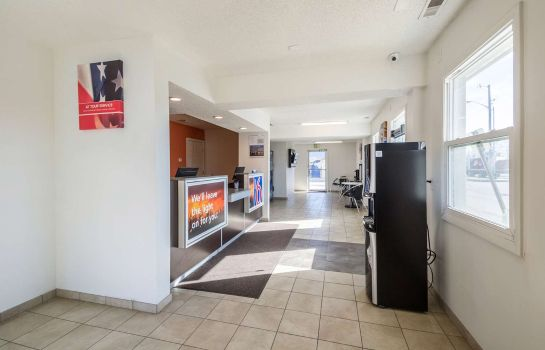 Hotelhalle AMERICAS BEST INNS-INDIANAPOLIS