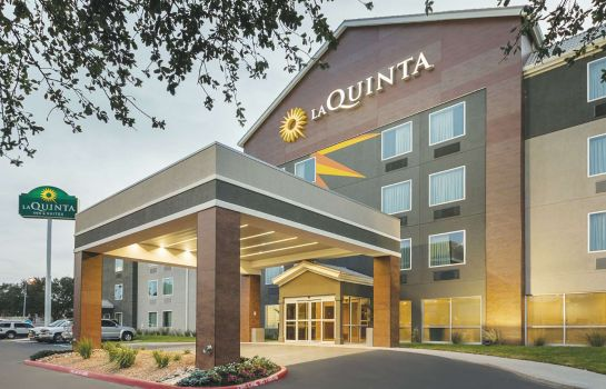 Buitenaanzicht La Quinta Inn Ste Round Rock South