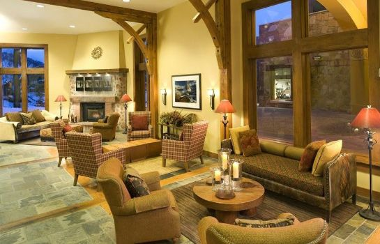 Hotelhalle Park City - Canyons Village Sundial Lodge
