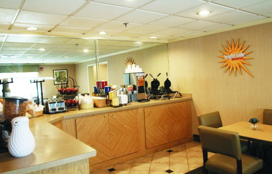 Hotelhalle La Quinta Inn and Suites Orlando South