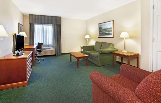 Suite La Quinta Inn by Wyndham Detroit Canton La Quinta Inn by Wyndham Detroit Canton
