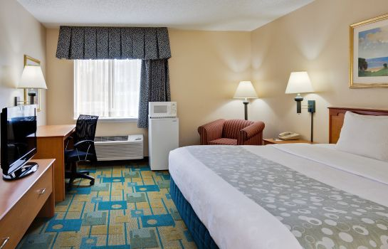 Zimmer La Quinta Inn and Suites Tampa Fairgrounds - Casino
