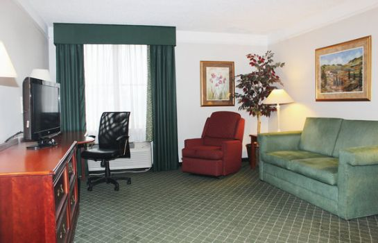 Suite La Quinta Inn and Suites Austin North - Round Rock