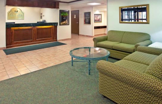 Hotelhalle La Quinta Inn Indianapolis East Post Dr