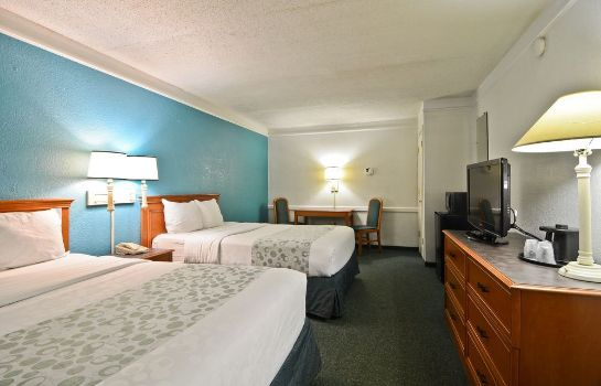 Habitación doble (confort) Motel 6 N Little Rock - McCain