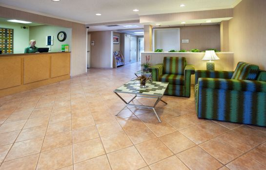 Hotelhalle La Quinta Inn and Suites El Paso East