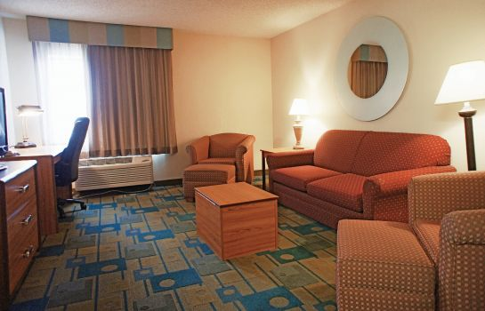 Suite La Quinta Inn and Suites El Paso East