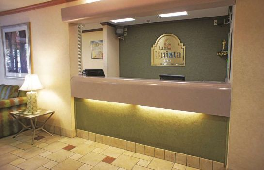 Hotelhalle La Quinta Inn and Suites El Paso West Bartlett