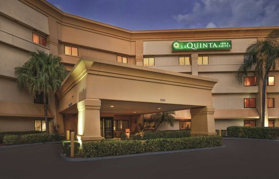 Exterior view La Quinta Inn Ste Miami Airport East