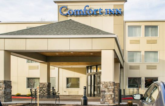 Buitenaanzicht Comfort Inn Mayfield Heights Cleveland E