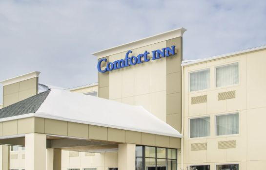 Exterior view Comfort Inn Mayfield Heights Cleveland East