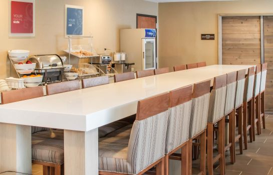 Restaurant Comfort Inn Mayfield Heights Cleveland East