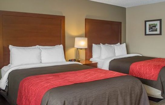 Zimmer Comfort Inn Mayfield Heights Cleveland East