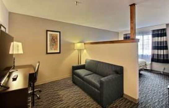 Suite BAYMONT SUITES MADISON WEST