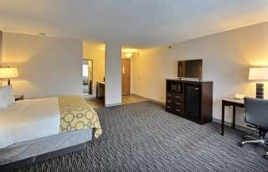 Zimmer BAYMONT SUITES MADISON WEST