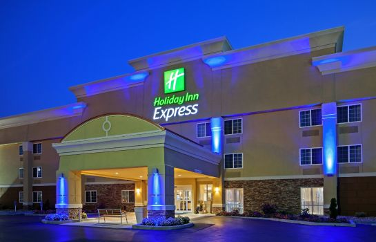 Außenansicht Holiday Inn Express BOWLING GREEN