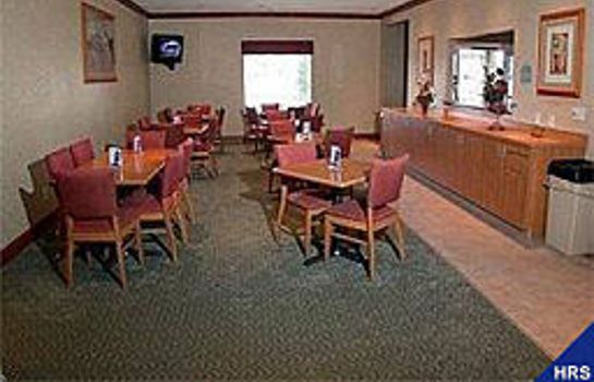 Ontbijtzaal Quality Inn Lake of the Ozarks