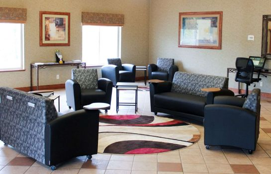 Hotelhalle Quality Inn Lake of the Ozarks
