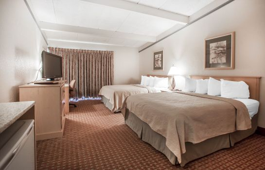 Chambre Quality Inn Lake of the Ozarks