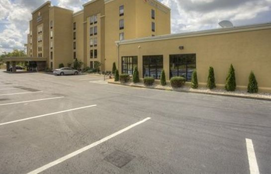 Außenansicht Comfort Inn & Suites Lexington