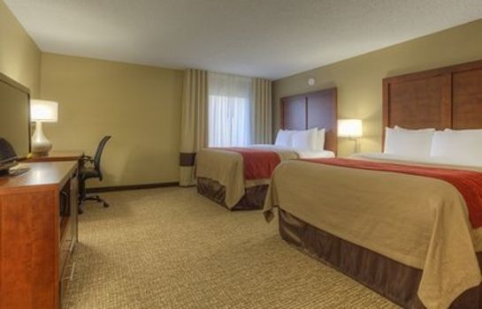 Zimmer Comfort Inn & Suites Lexington