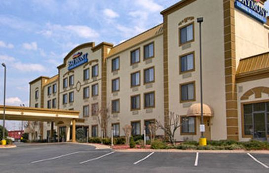 Buitenaanzicht Quality Inn and Suites Chattanooga
