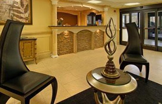 Hotelhalle Quality Inn & Suites Chattanooga