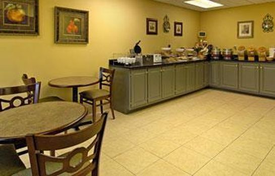 Restaurant Quality Inn and Suites Chattanooga