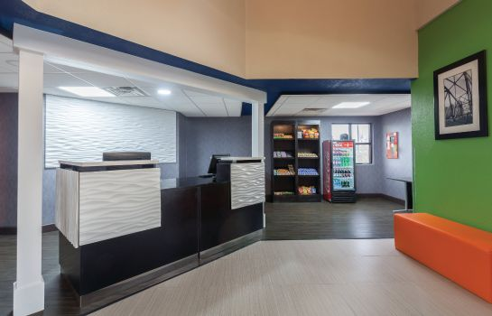 Hotelhalle La Quinta Inn and Suites Knoxville East