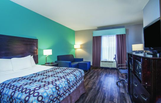 Zimmer La Quinta Inn and Suites Knoxville East