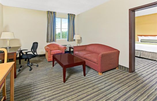 Suite BAYMONT INN & SUITES MIAMI DOR