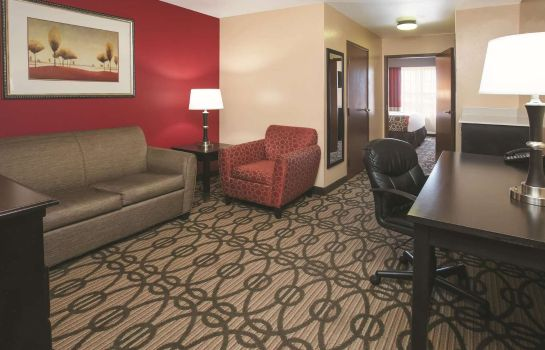 Suite La Quinta Inn & Suites by Wyndham Dallas Mesquite