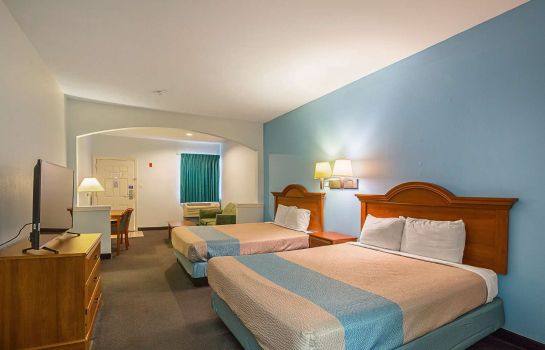 Zimmer AMERICAS BEST INN GALVESTON
