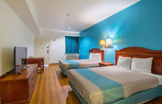 Room AMERICAS BEST INN GALVESTON