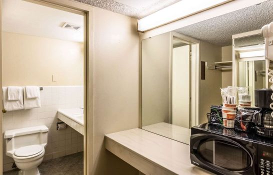 Suite Rodeway Inn and Suites Fresno