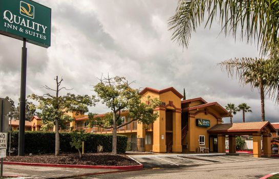 Vista esterna Quality Inn & Suites Escondido