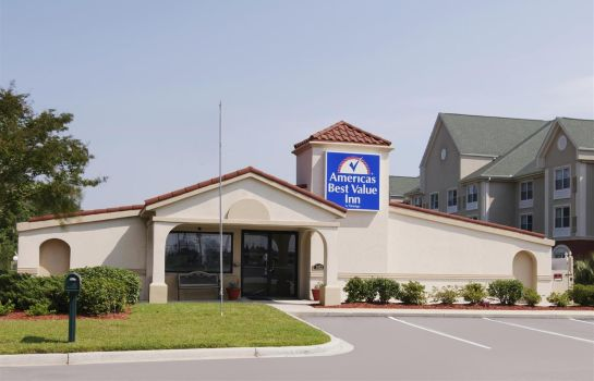 Vista exterior Americas Best Value Inn