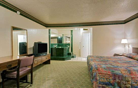 Pokój AMERICAS BEST VALUE INN AND SUITES