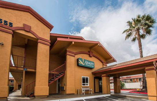 Außenansicht Quality Inn & Suites Escondido